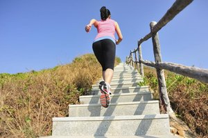 Does Stair Climbing Build Muscle?