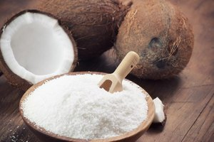 Nutrients and Fiber in Coconut