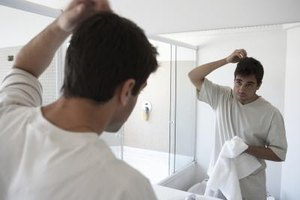 How to Keep Men's Hair Healthy