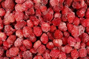 How Do I Defrost Whole Frozen Strawberries?