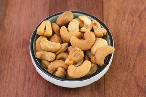 Cashews for Gout