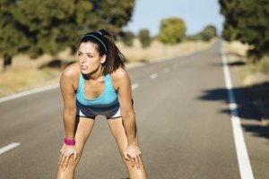 Why Do Some People Vomit After Strenuous Exercise?