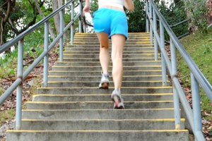 Can Walking Up and Down Stairs Replace Walking for Exer…