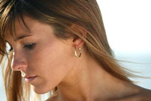How Long After Piercing Can You Wear Dangling Earrings?