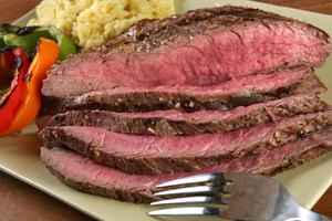 how to cook london broil stuffed