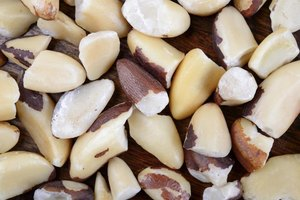 Brazil Nuts for Hair Growth