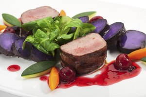 How to Cook Venison Medallions