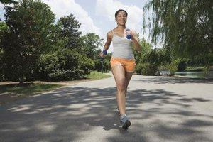 How Many Calories Does One Mile Burn?