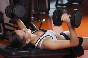 Inner Pectoral Dumbbell Workouts