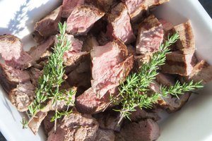 Is Bear, Elk or Buffalo Meat the Healthiest?