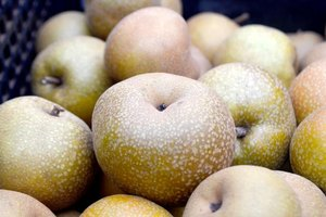 Calories in Apple Pears