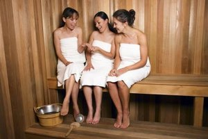 The Best Way to Use a Sauna