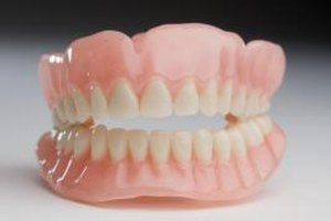 Dry Mouth From False Teeth
