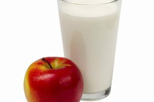 Can You Eliminate Gas and Bloating With Apples and Milk…