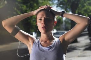 How to Keep Running When You're Tired