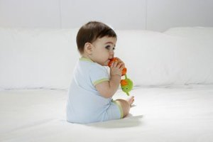Teething & Screaming in Infants