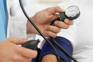 Vitamin E & High Blood Pressure