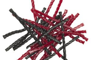 Black Licorice vs. Red Licorice
