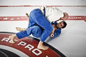 Brazilian Jiu Jitsu Strength Training