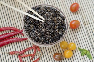 How Much Protein Is in Wild Rice?