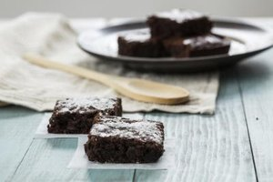 How to Make Brownies With No Oven