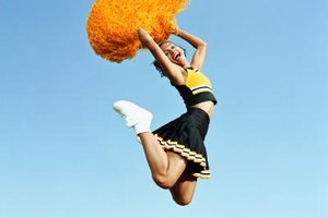 Workout & Diet Plans for Cheerleaders