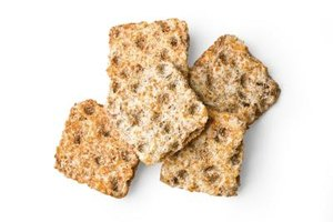 Healthy Crackers for Kids