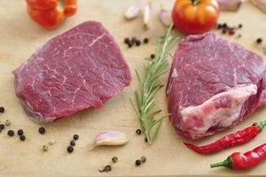 Vitamins & Nutrients in Red Meat
