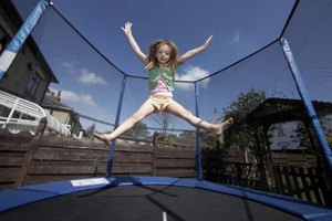 Safest Trampolines for Kids
