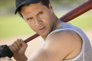 Sharp Pain & Knots in My Shoulder When Swinging a Baseb…