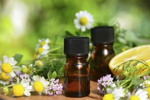 Essential Oil Treatment for Swollen Joints