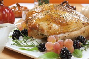 How to Cook a 9-Lb. Turkey Breast