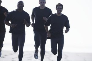How to Train for a 3,000-Meter Run