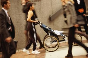 Is There a Double Jogging Stroller That Fits Through Do…