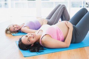 Pilates & Pregnancy in the First Trimester