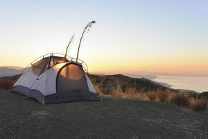 The Best Tent Campgrounds of Southern California