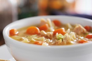 The Healthiest Canned Soup Diet to Lose Weight & Build …