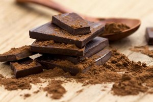 Nutrition of Cocoa Butter and Dark Chocolate