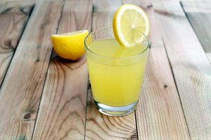 The Carbohydrates in Lemon Juice