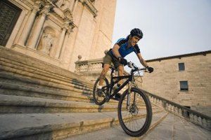 Hybrid Bicycles vs. Mountain Bicycles