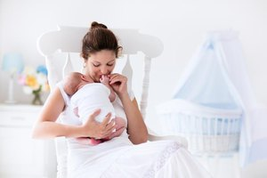 Trouble Losing Weight While Breastfeeding