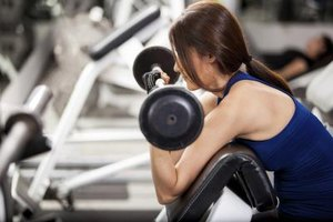 When Do Muscles Grow After Working Out With Weights?