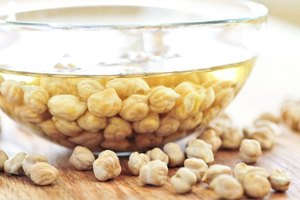 Nutritional Benefit of Soaking Beans Prior to Cooking