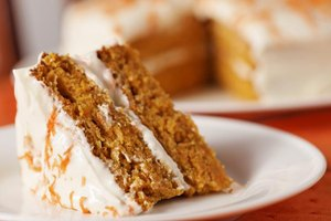 How Many Calories Are There in a Slice of Carrot Cake?