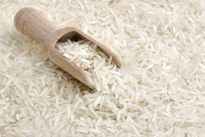 Nutrition Information of Basmati Rice