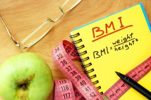 What Is the Median Body Mass Index?