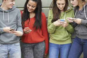 How Do Cell Phones Negatively Affect the Health of Teen…