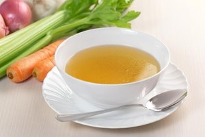 Foods Excluded From a Full-Liquid Diet