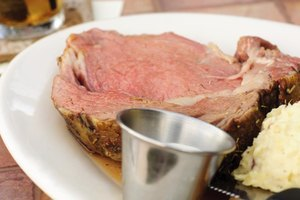 Prime Rib of Beef Nutrition