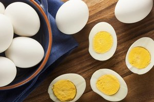 How Many Calories Does a Hard Boiled Egg Have?